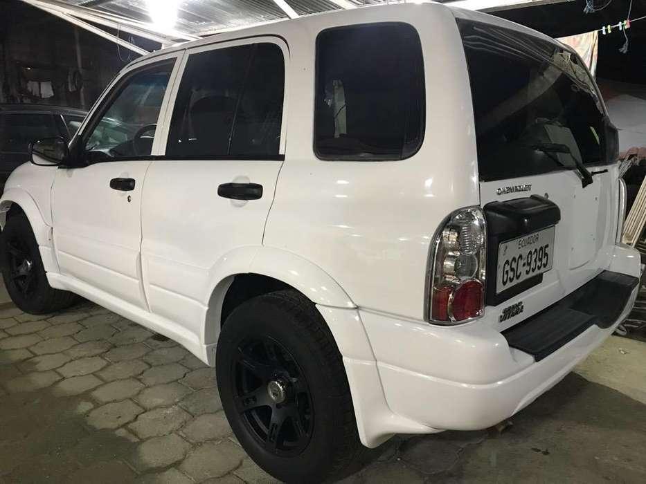 Chevrolet Grand Vitara 2012 - 115000 km
