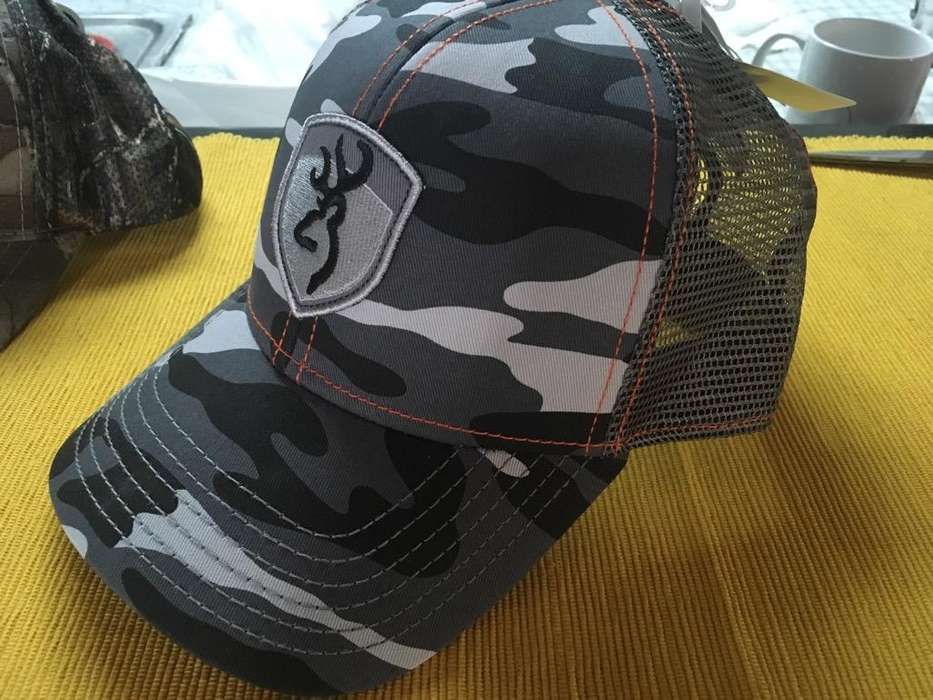 <strong>gorras</strong> Camionero Usa Browning Realtree