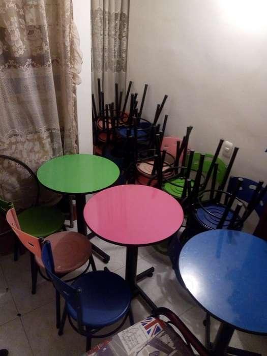 Juego de D <strong>silla</strong>s Y Su Mesa para Negocio