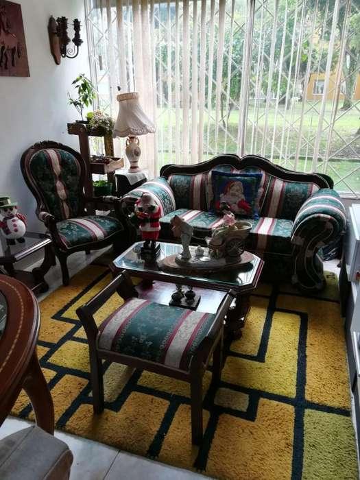 Mueble Sala Isabelinas Sala Sillas Ganga
