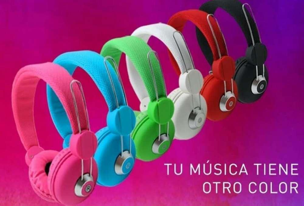 Auricular Vincha Colores Varios