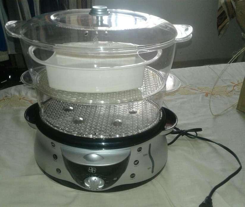 Food Streamer <strong>olla</strong> Vaporizadora Nueva