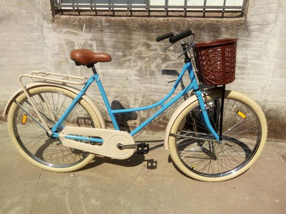 Bicicleta Inglesa Vintange nueva