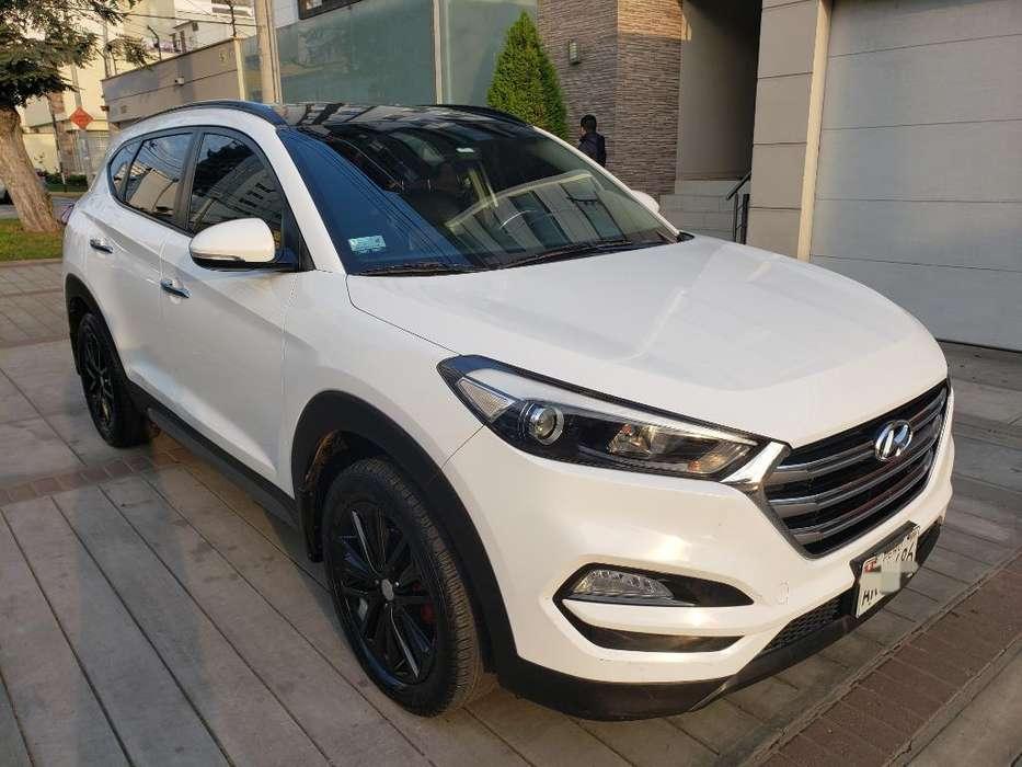 Hyundai Tucson 2017 - 49500 km
