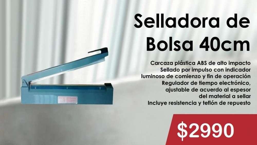 SELLADORA DE BOLSA 40CM