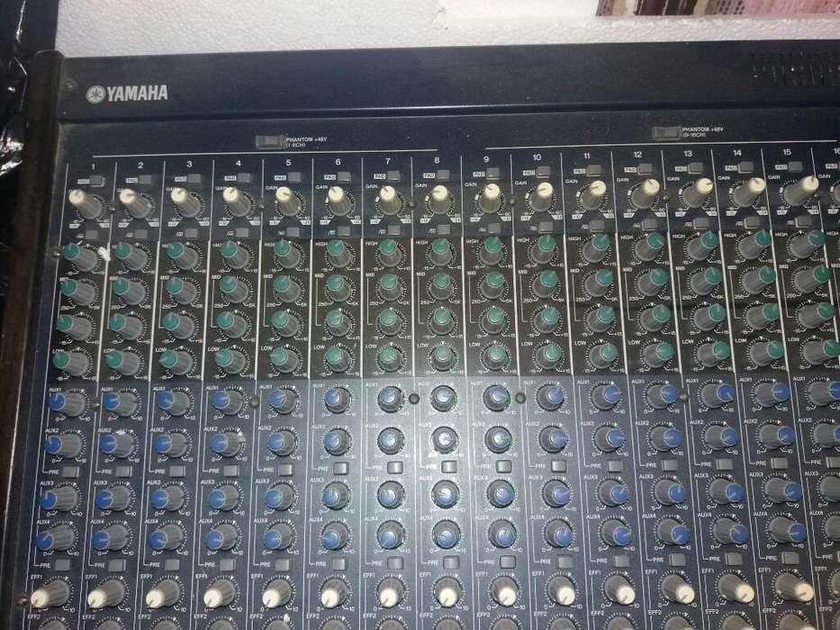 Consola Sonido Yamaha