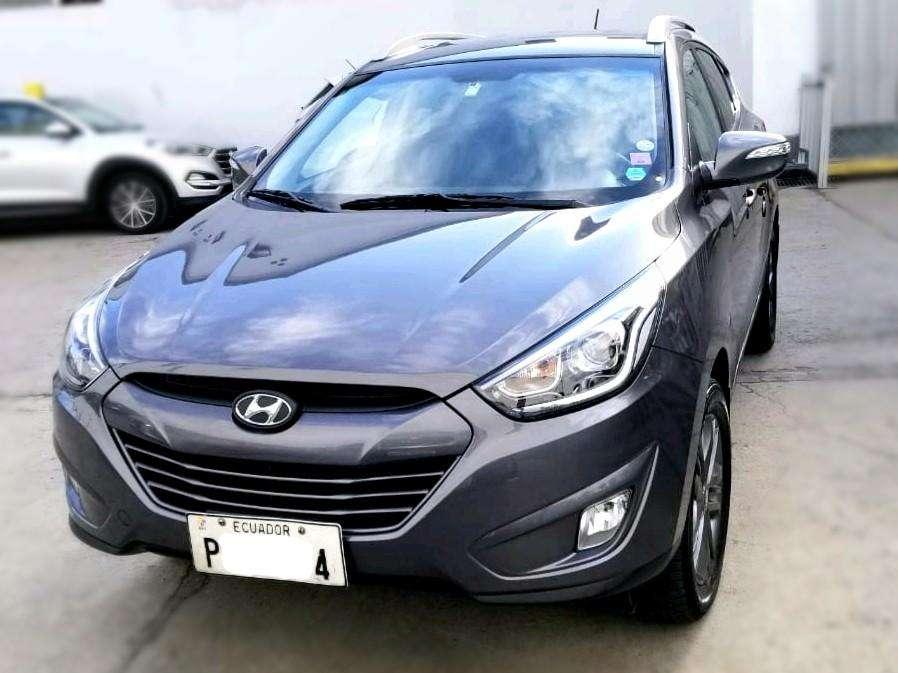 Hyundai Tucson 2014 - 63300 km