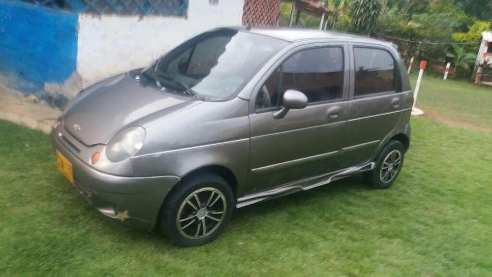 Daewoo Matiz 2002 - 6787 km