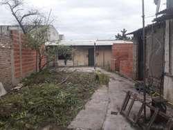 Venta de Terreno con Casa a Edificar