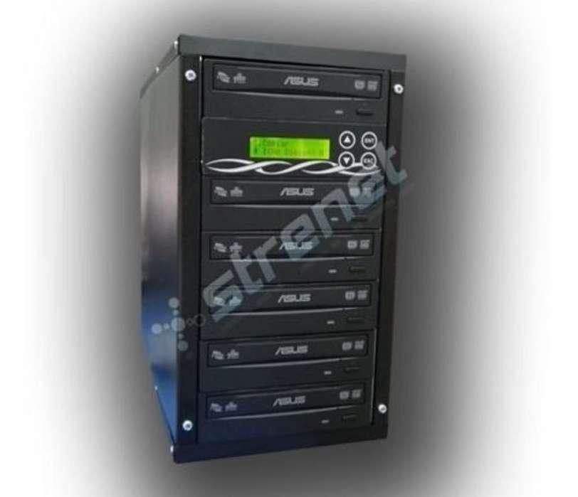 Duplicadora Dvd