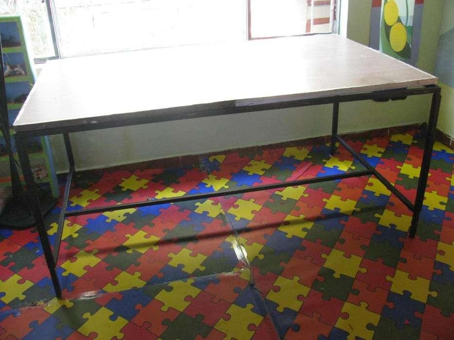 Mesa para corte