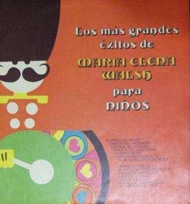LOS MAS GRANDES EXITOS DE MARIA ELENA WALSH STEREO CBS 19489 AUDIOMAX