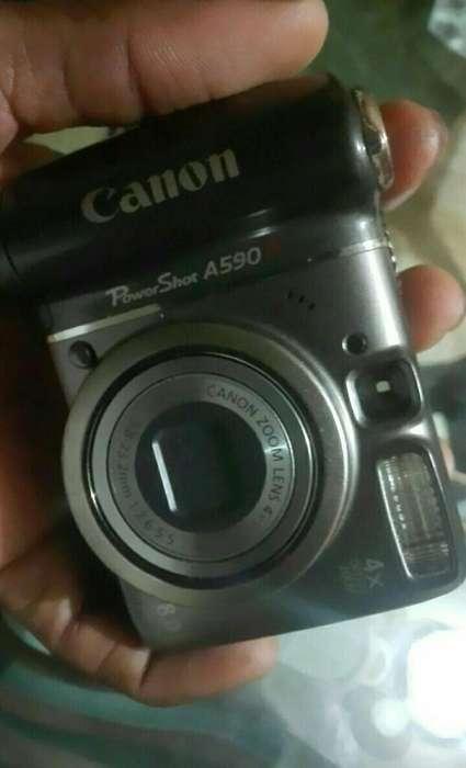 Camara Fotográfica Canon