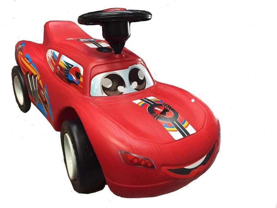 Carro Montable Juguete Niño Infantil Sonido Pito