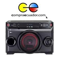 Lg Mini Componente Parlante Equipo de Sonido 2600w Bluetooth