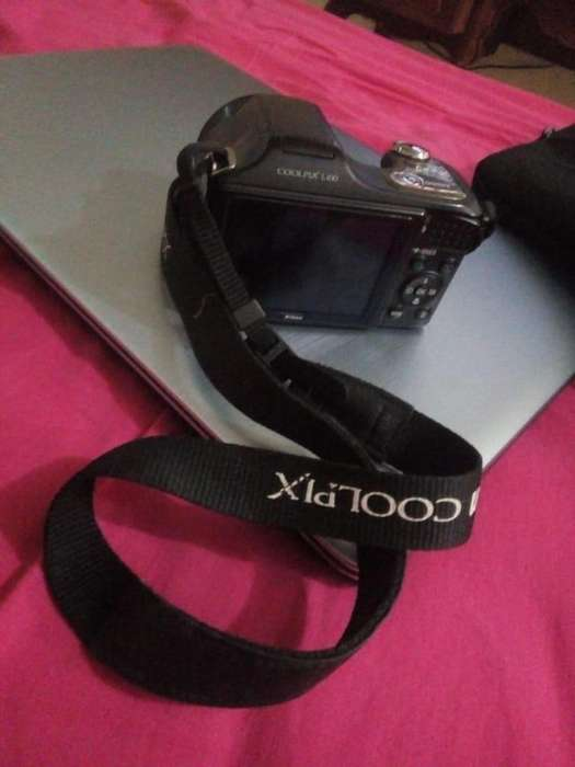 Camara Fotografica marca Nikon