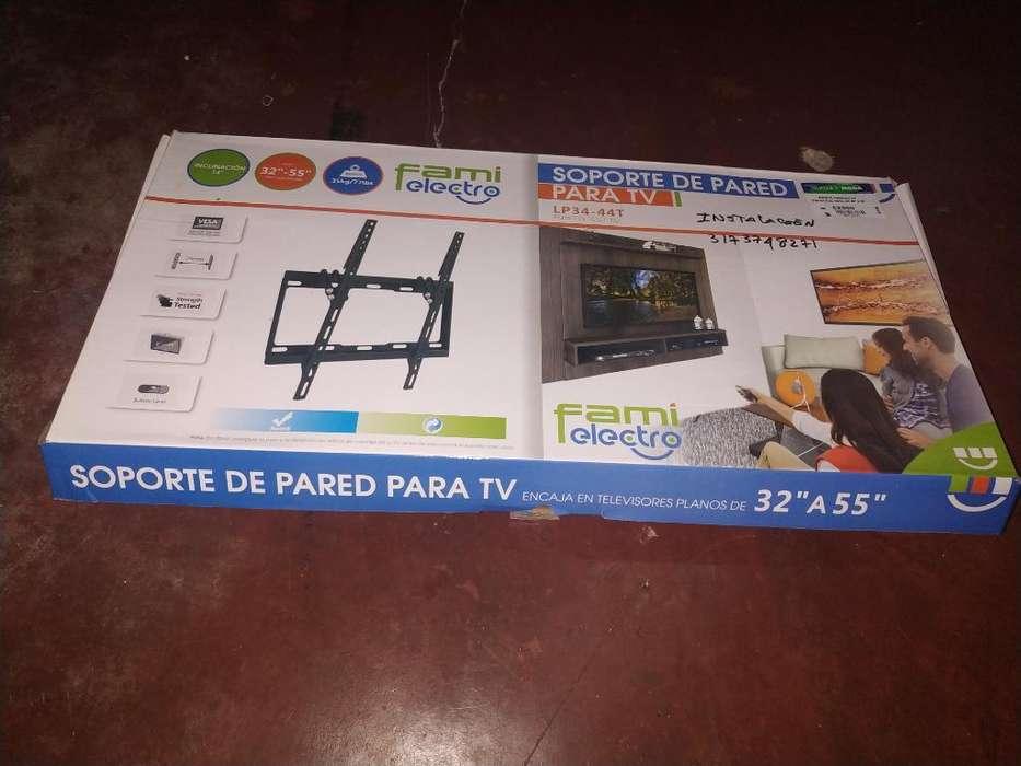 Se Vende Soporte Fijo Tv