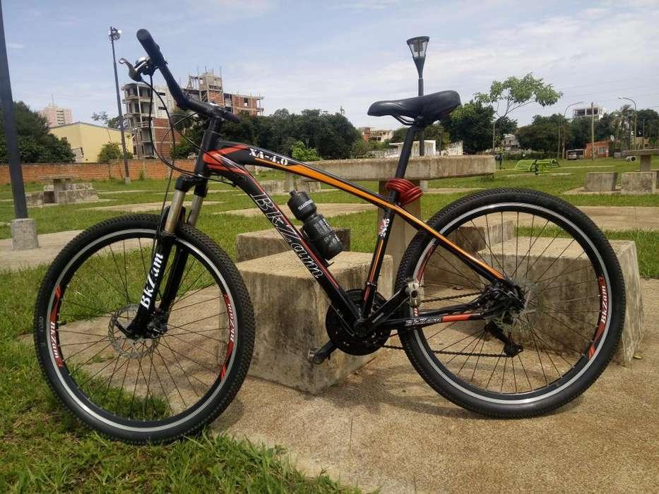Bicicleta BKZAM XA- 4.0 - Todo terreno. 21 cambios. Único en su estado, Nada por hacerle!!