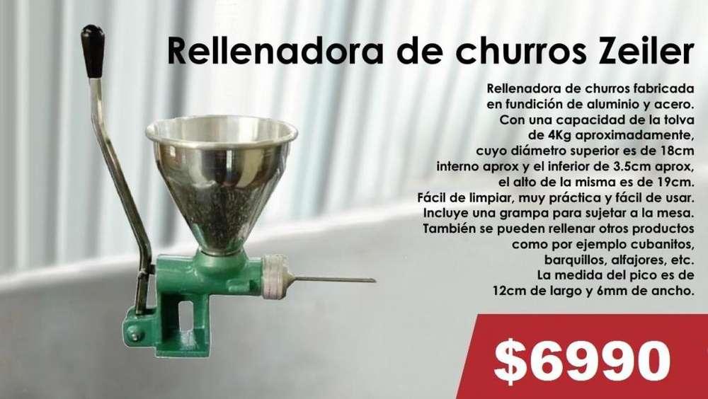 RELLENADORA DE CHURROS ZEILER