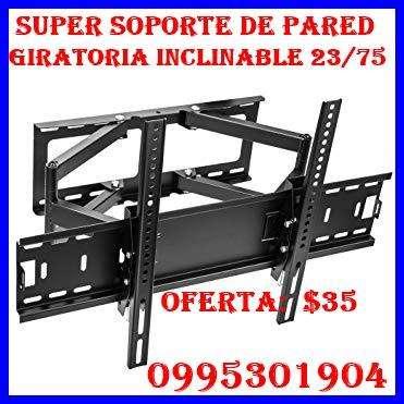 Super Soporte Girstorio de 23/75 a 35
