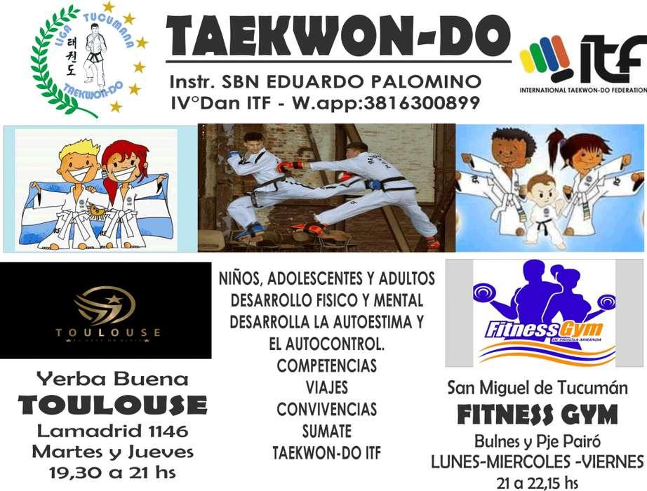 TAEKWON-DO ITF - Liga Tucumana de Taekwon-do ITF