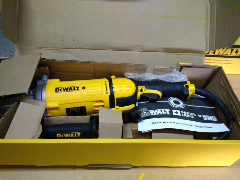 Amoladora DeWalt DWE4577