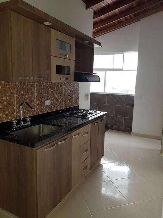 P.n Vendo hermoso apartamento en Cabañas