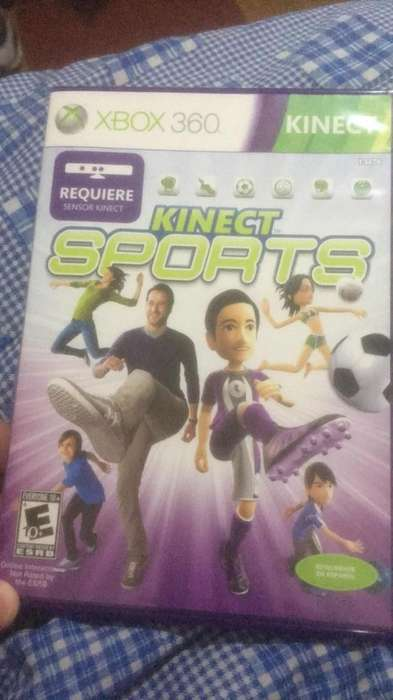 Juego Xbox 360 Kinect