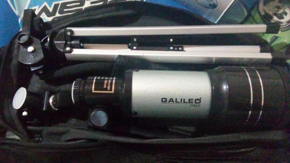 Vendo Telescopio Nuevo