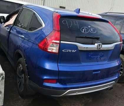 Honda CR-V 2018 - 150000 km