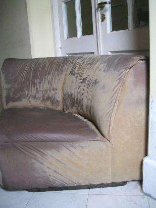 Sofa Grande Para Mascotas Perros Textura Lisa Ind.arg