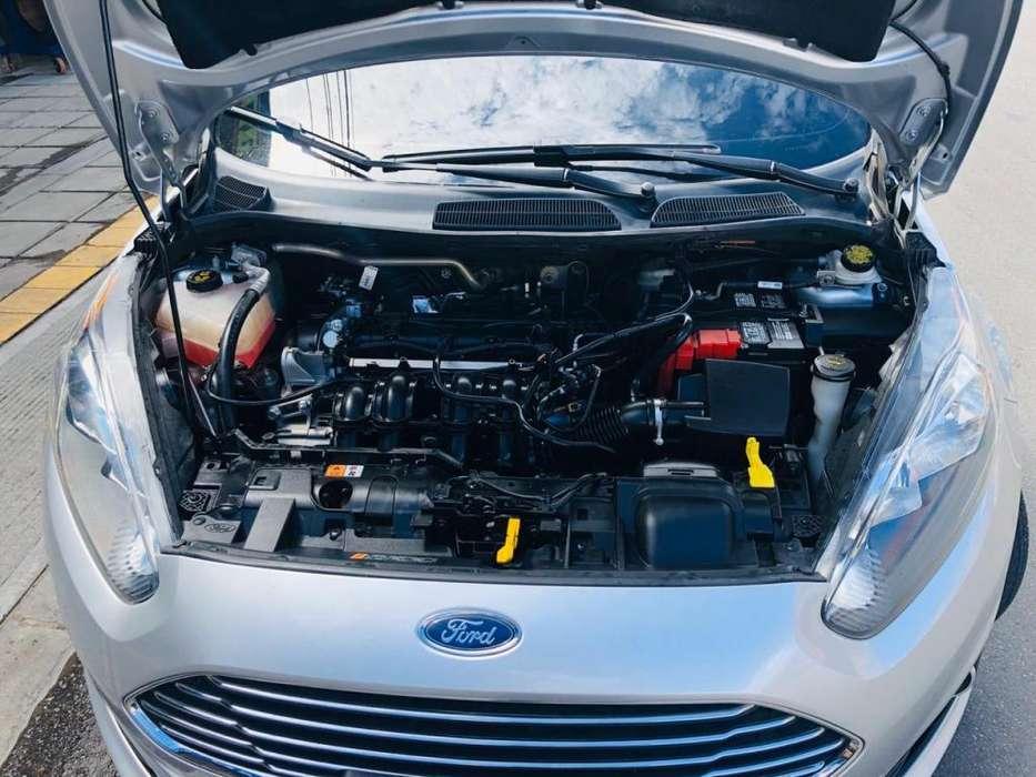 Ford Fiesta  2018 - 16321 km