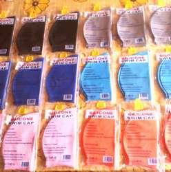 Gorra Natación 100 Silicona Reforzada Sainteve Unisex Natacion Acuagym Pileta Rio Vario Colores Estuche Acepto Tarjetas