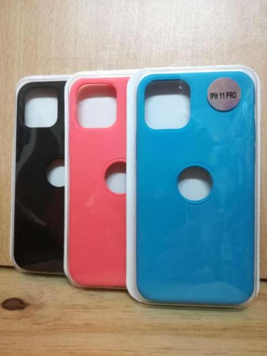 Funda Soft CASE sin marca afelpada antigolpes p/ Iphone 11 Iphone 11 Pro Iphone 11 Pro Max