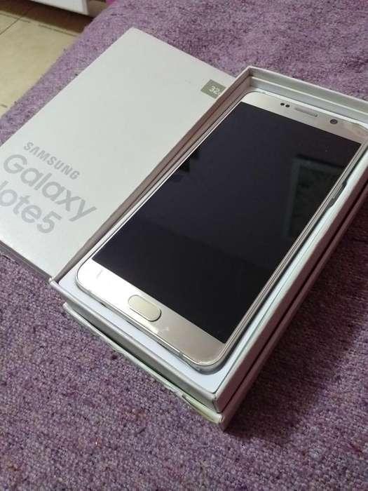 Vendo! Samsung Galaxy Note 5