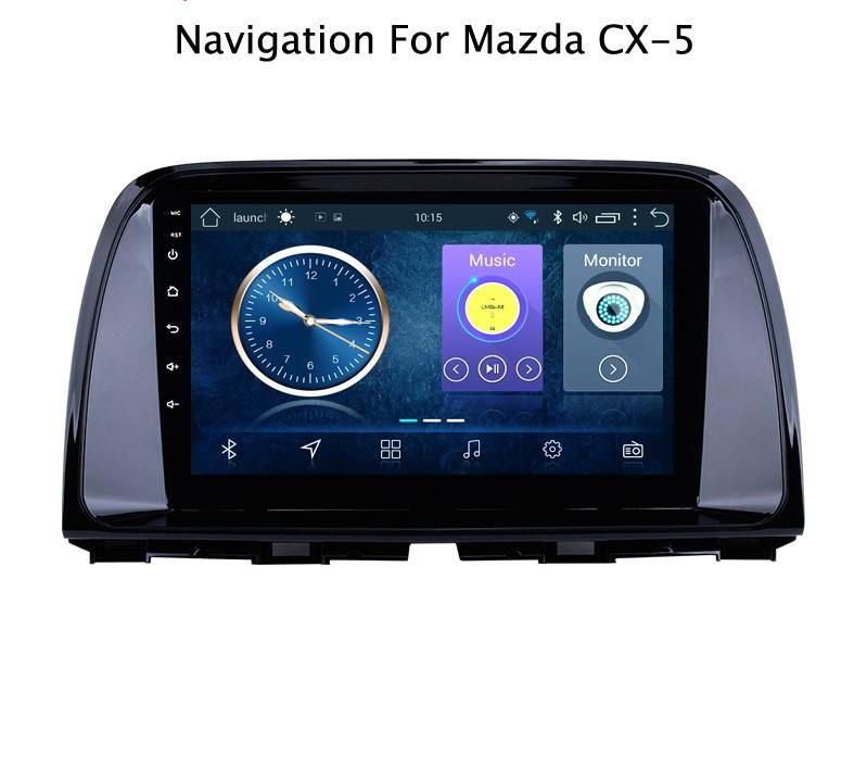 AUTORADIO MAZDA CX5 ANDROID WIFI YOUTUBE USB