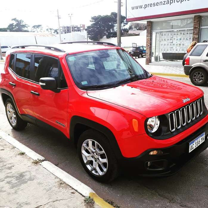 JEEP Renegade 2018 - 17000 km