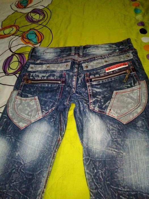 Jeans Talla 16