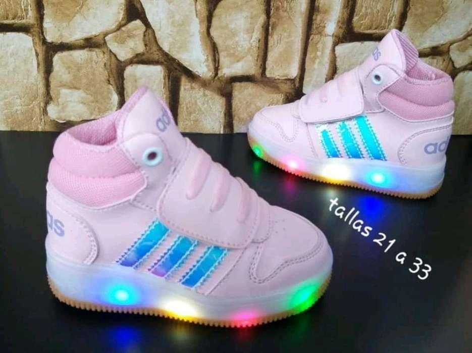 Botas Adidas de Luces desde 21 a 33