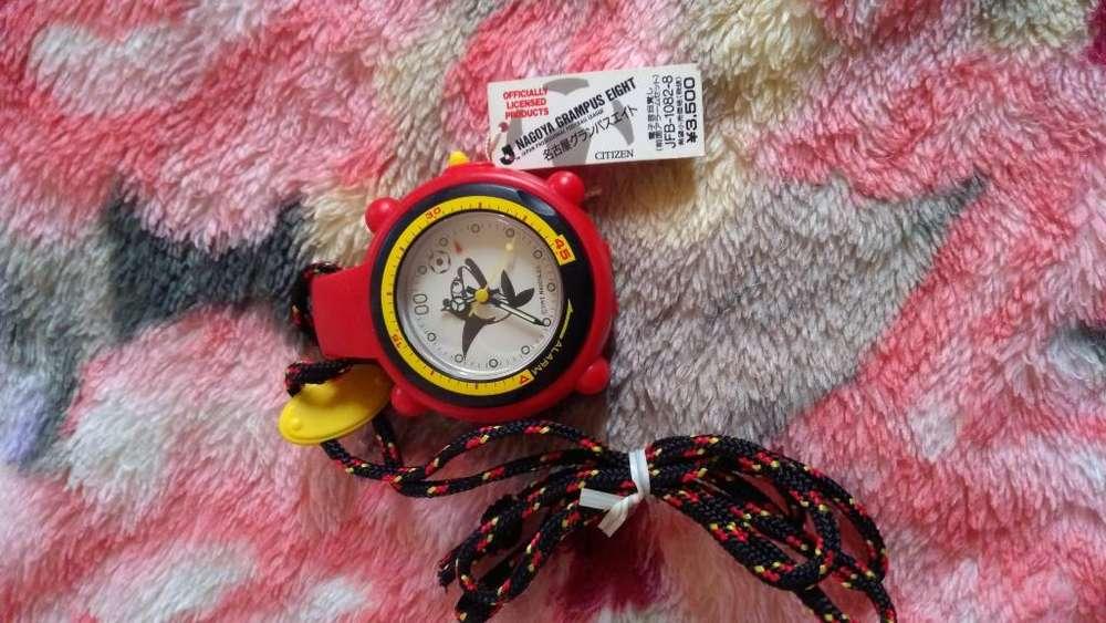 Reloj Citizen Hecho en Japon Nuevo