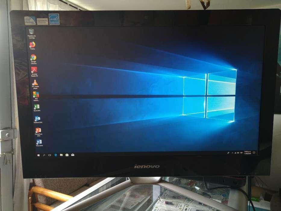 Todo en Uno Lenovo 21.5 Pulgadas