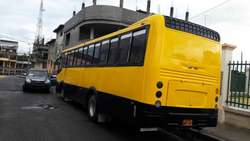 S Vende Bus Ftr 2002 Pintado D Amarillo