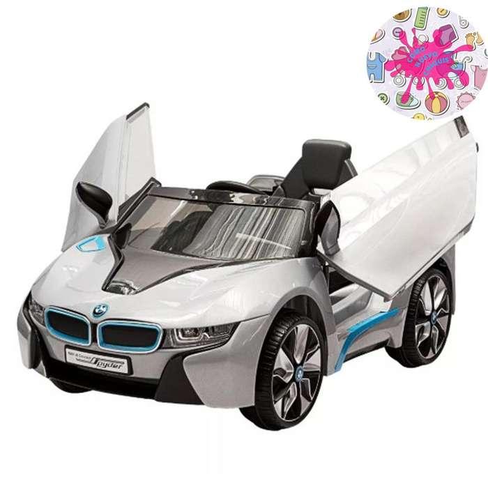 Auto montable BMW con control remoto