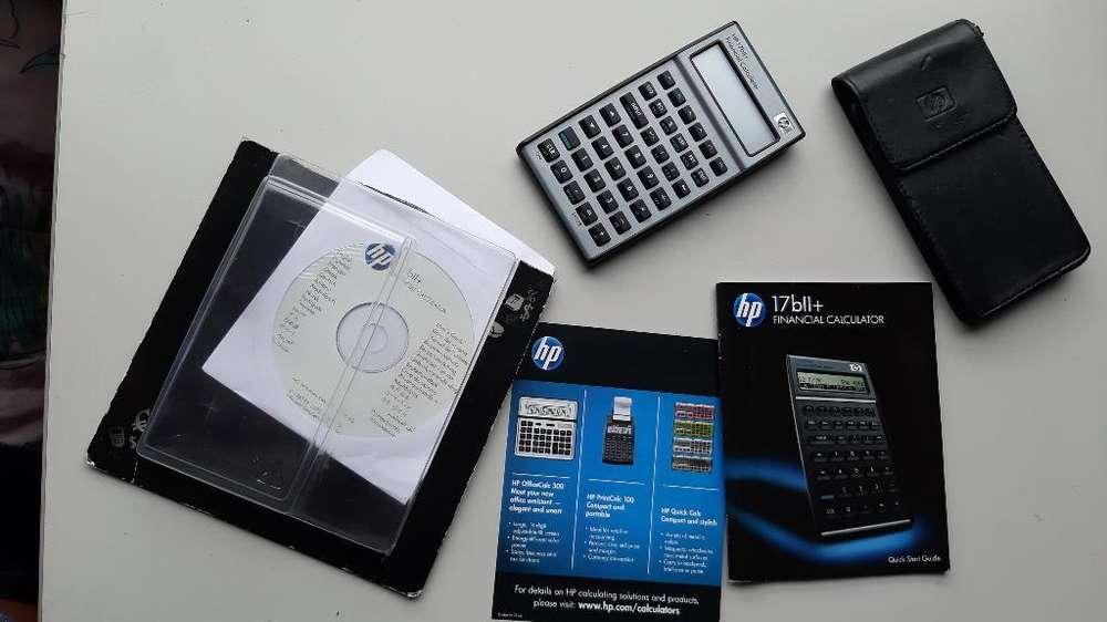 <strong>calculadora</strong> Financiera Hp17bll