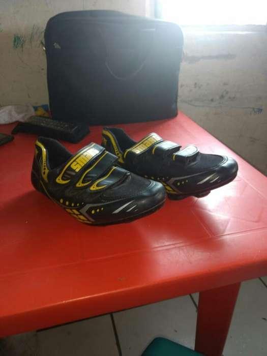 Zapatillas Ciclismo Ganga 3154436761