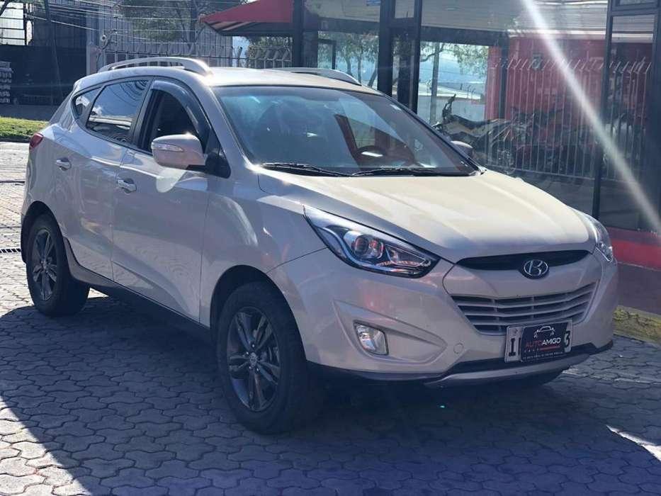 Hyundai Tucson 2014 - 45000 km