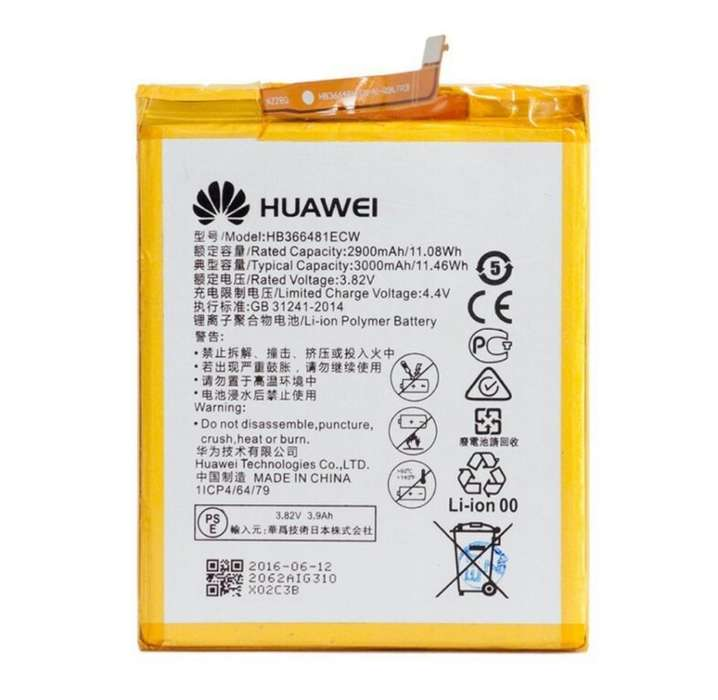 Batería Huawei P9 Lite Smart