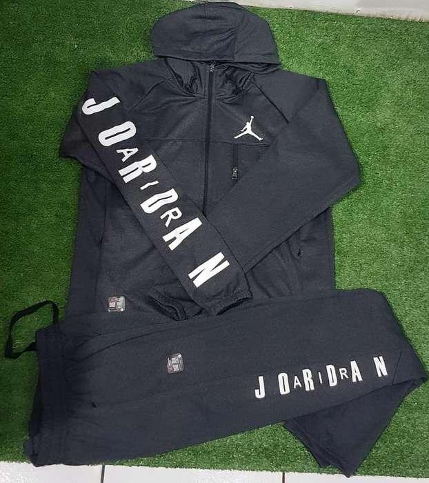 Conjunto Jordan Negro