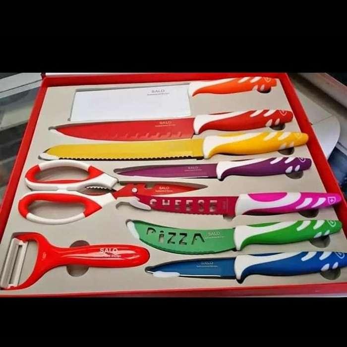 Set Cuchillos Salo