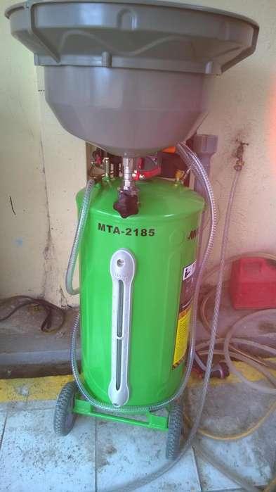venta de recolector de aceite 1 mes de uso
